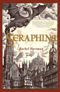 Seraphina book cover