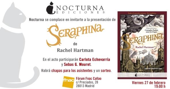 Seraphina (presentación)