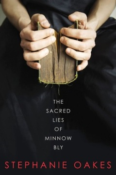 Image result for sacred lies of minnow bly book cover